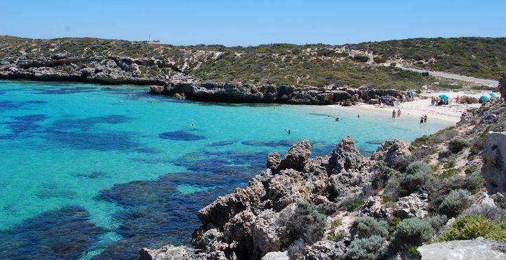 Rottnest-Island bei Perth, Australien