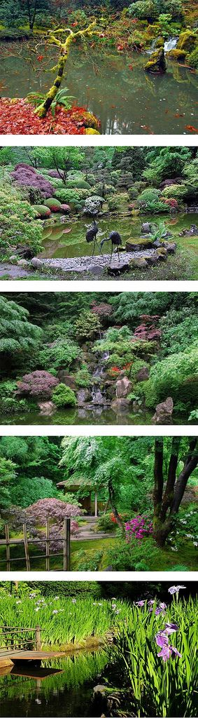 Portland Japanese Garden 1 | by Handwork Chronicles