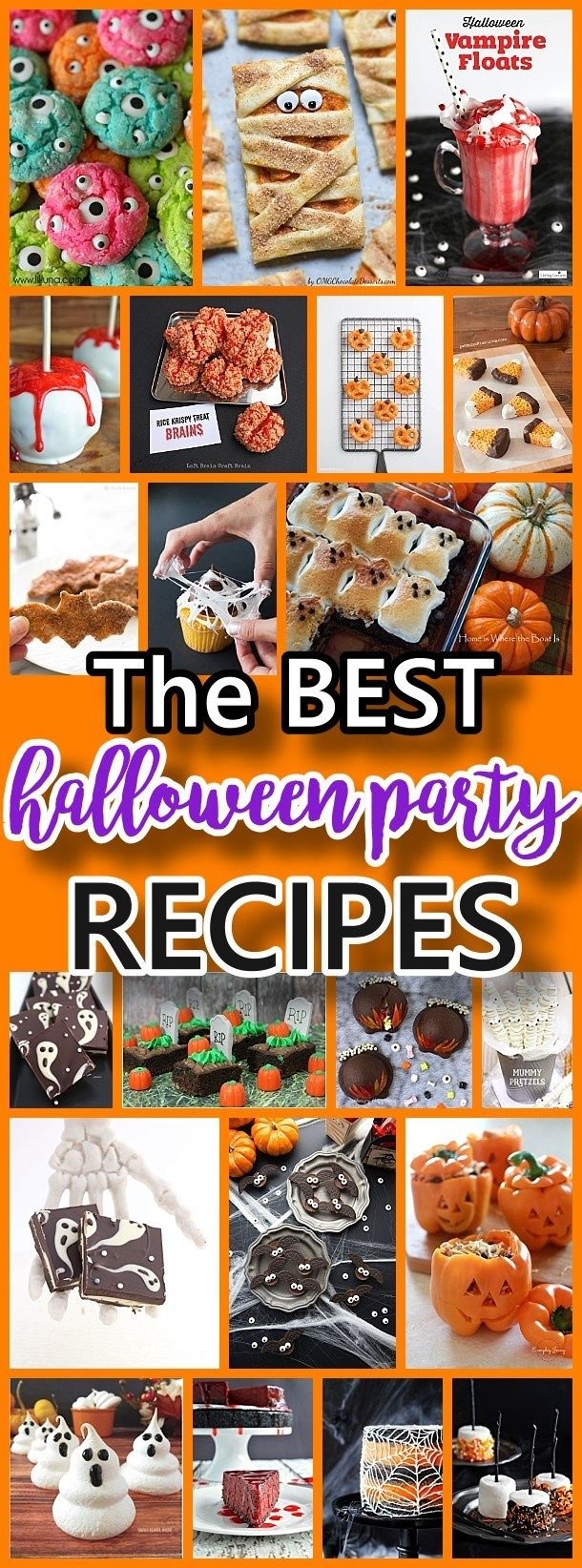 Best 25+ Halloween party treats ideas only on Pinterest ...