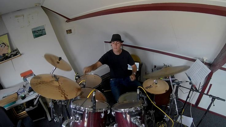 Dua Lipa - New Rules - Drum cover No lessons