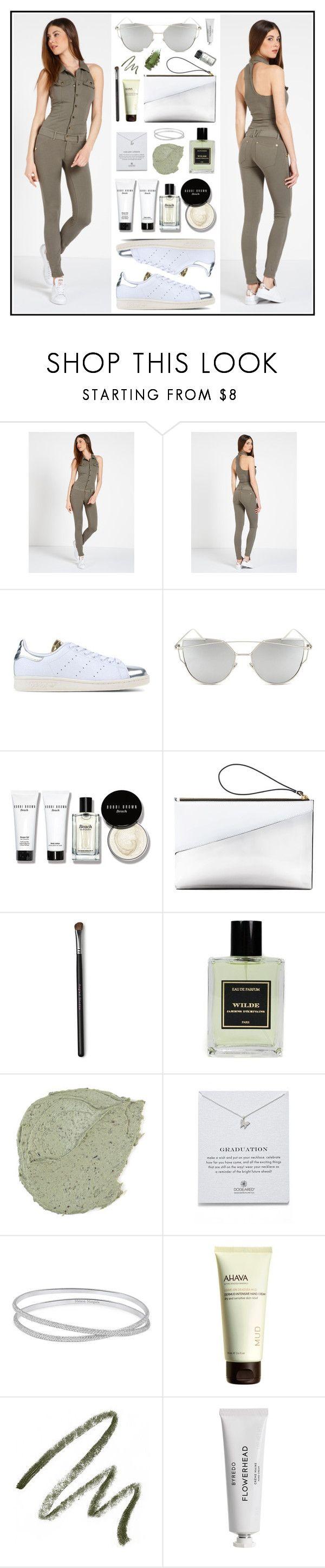 Monday comfy look! by metonweb on Polyvore featuring moda, adidas Originals, Marni, Dogeared, Maison Margiela, Chicnova Fashion, Bobbi Brown Cosmetics, Laura Mercier, Ahava and Byredo
