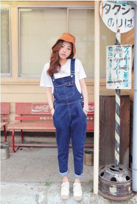 Korean overalls!