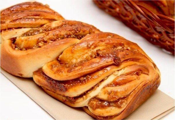Как приготовить кранц (кранч) с вареной сгущенкой и грецкими орехами. - рецепт, ингридиенты и фотографии
