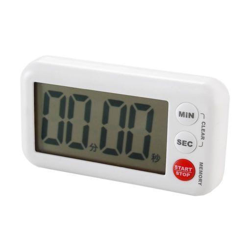 new kitchen electronic desktop digital timer clock countdown