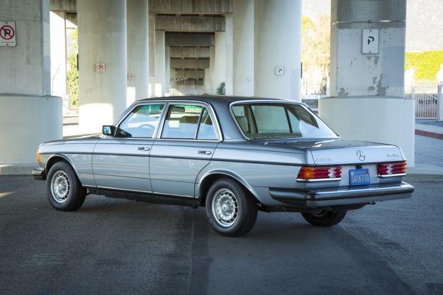 Mercedes Motoring 1980 300d Diesel Sedan Sedan Mercedes Benz 300 Mercedes