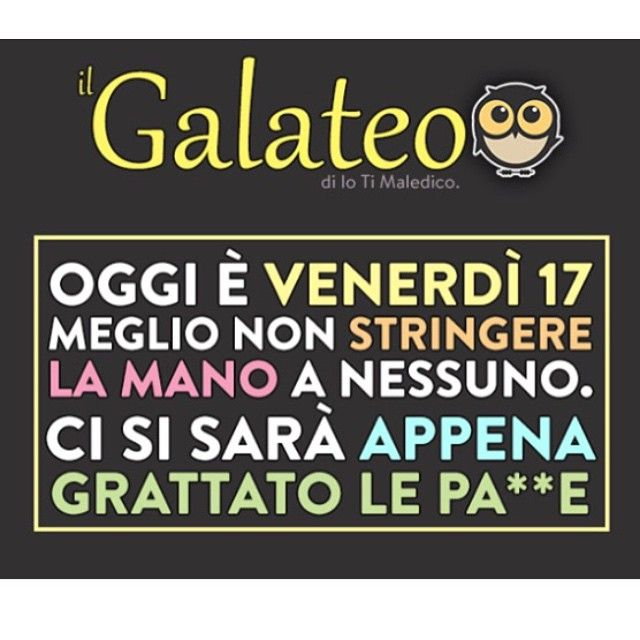 Buon venerdì 17 - _iotimaledico's photo on  Instagram - Pixsta PC App