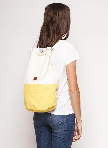 handmade organic cotton bag from berlin