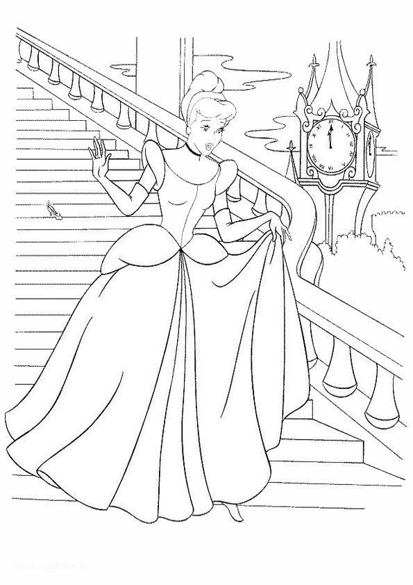 Prinzessin-14 | coloring 4 | Pinterest | Ausmalbilder prinzessin ...