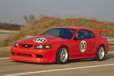 Looking Back: The 2000 Ford Mustang SVT Cobra R