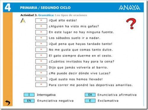 Image result for frases y enunciados