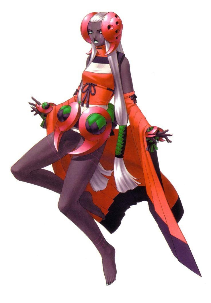 Character Design Wiki : Art by 金子 一馬 kazuma kaneko website https en