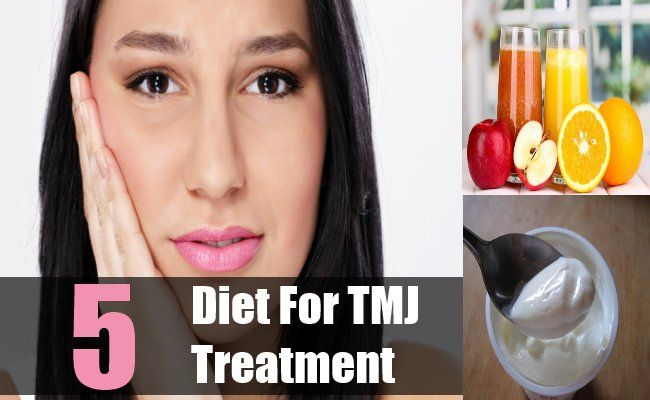 http://5 Ideal Diet For TMJ Treatment