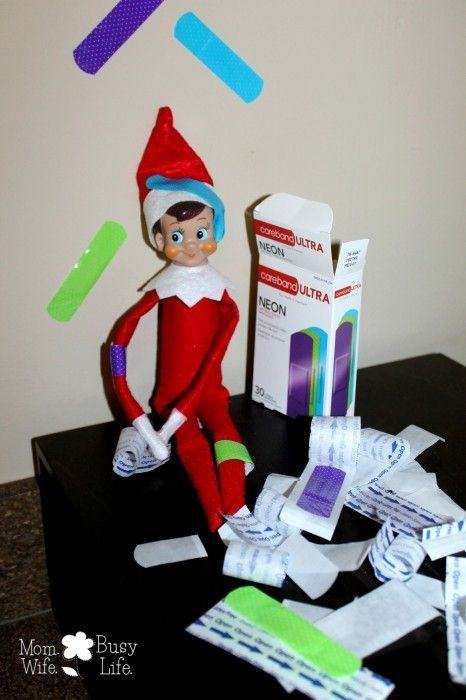 Kid Friendly Elf on the Shelf Ideas – *New* Photos Will Be Added Daily for 2014!