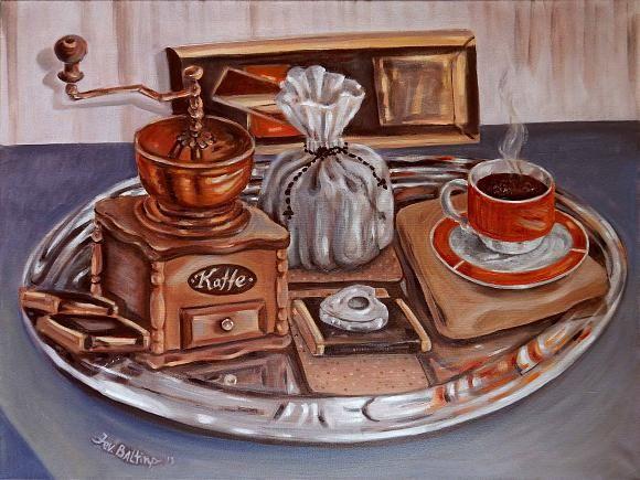 Немецкий шоколад, автор Jevgenija Baltina. Артклуб Gallerix