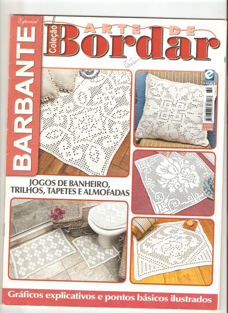 РУКОДЕЛИЕ:ВЯЗАНИЕ,ШИТЬЕ_КРОЙ: #Bordar_barbante
