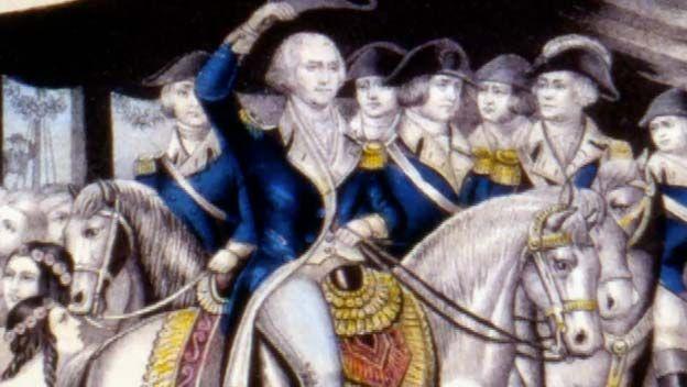 George Washington's Precedents Video - George Washington - HISTORY.com