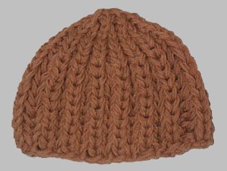 Brioche Beret Knitting Pattern : 18 best images about 2 knit brioche free patterns on Pinterest Free pattern...