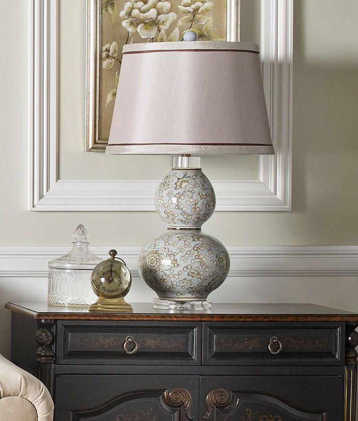 Aster table lamp bombay canada