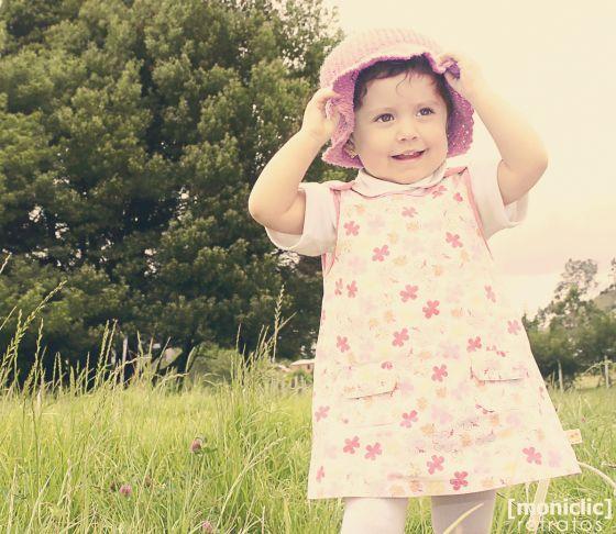 Los filtros de color en las fotografías familiares, ¿te gustan?