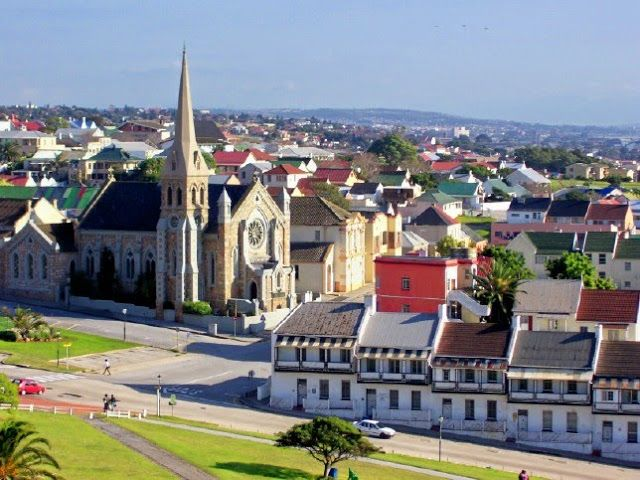 Church, Port Elizabeth, South Africa