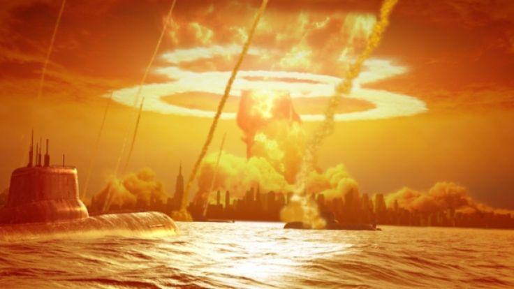 Blíží se velká válka. Jaderná, v Evropě. Jestli ji přežijete, přečtěte si pak tento text