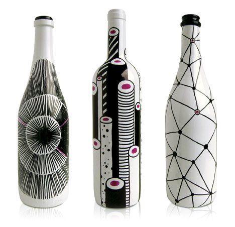 Etichette per bottiglie di vino, sempre più innovative. Ecco il design che stavamo aspettando!