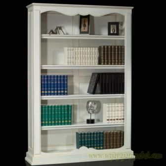 Lemari Buku Perpustakaan Duco   Jual   Harga   Jati   Jepara   Wijaya Jati Mebel