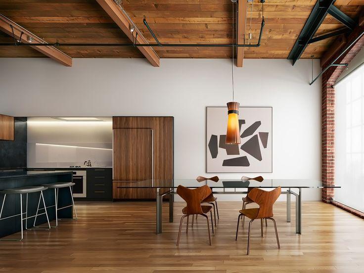 San Francisco Loft by Taya Pirog http://mindsparklemag.com/design/san-francisco-loft/