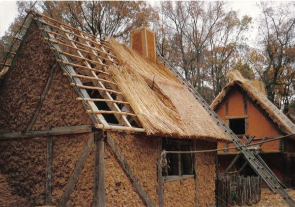 Thatched Roof | Building Types | CRC | Commonwealth Roofing