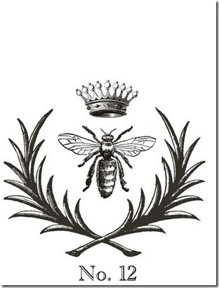 bee image. Love this.