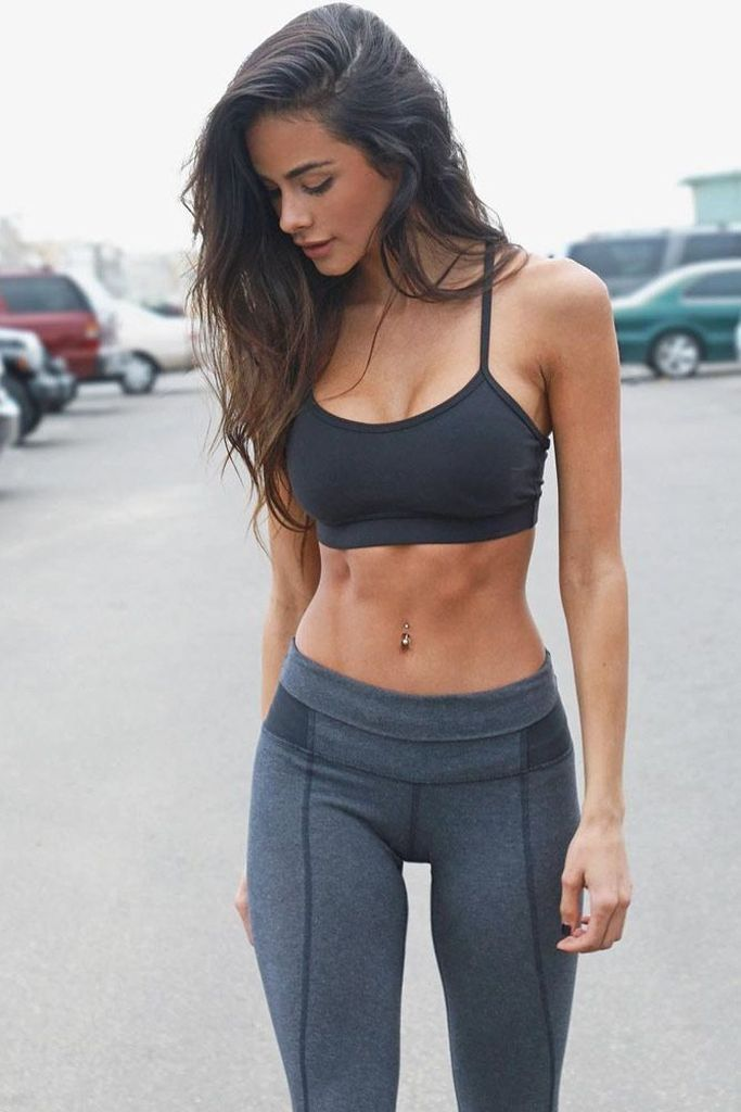 44 Impressive Outfits Fitness Girls Ideas for Summer