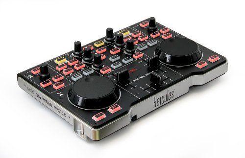 Lightning Deal Price  $62.99 (58% off) Hercules DJ Control MP3 LE DJ Controller by Hercules DJ, http://www.amazon.com/dp/B008YDU1DG/ref=cm_sw_r_pi_dp_SJmYqb070HFAJ
