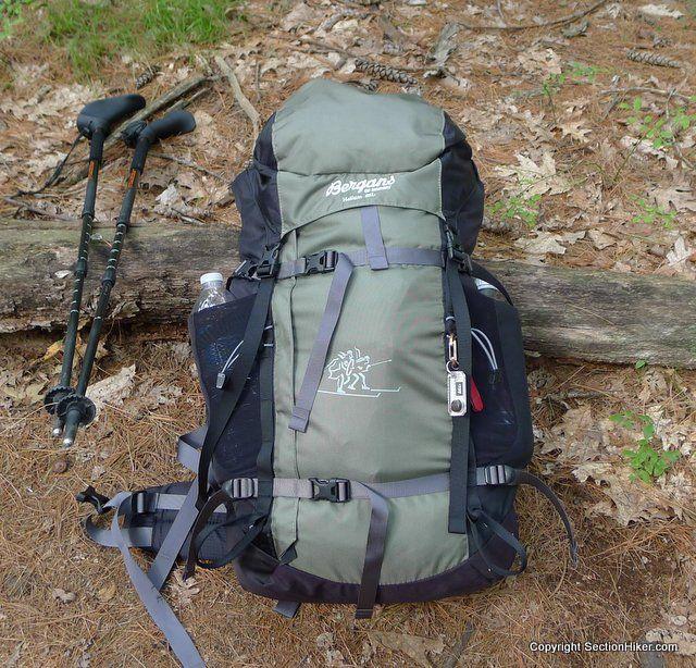 Bergans of Norway Helium 55L Backpack | Backpacking Gear ...