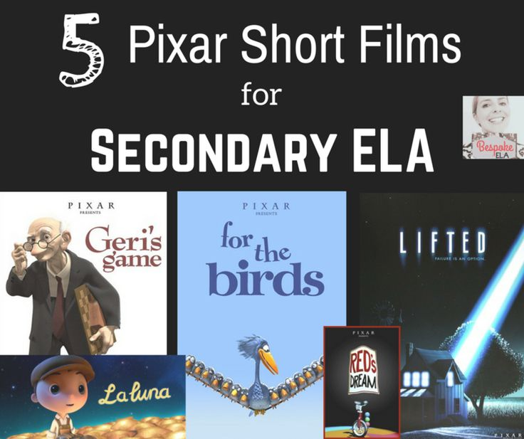 Pixar short films made their debut in the early 1980's as Disney made the transition into computer animation technology.  Appearing as introductions to to feature films, Disney Pixar shorts have become some of the most highly anticipated aspects of feature film releases.