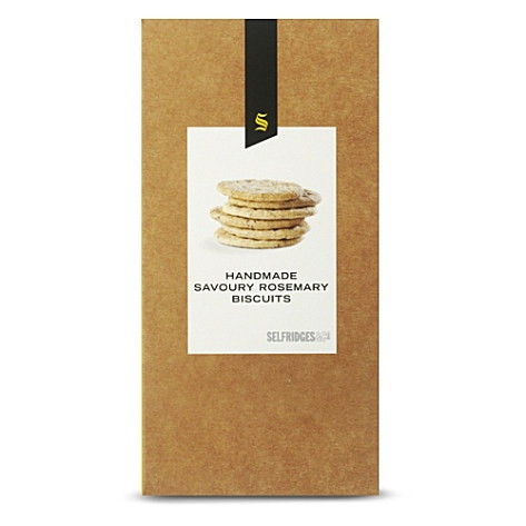 Selfridges Selection ...Rosmary Biscuits.