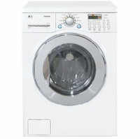 LG WM-3431 Front Load All-in-One Washer / Dryer Reviews - Okay moms so this is not fitness related, but come on, how many of you would love a machine that washes AND dries... all in one??  I had to share!
