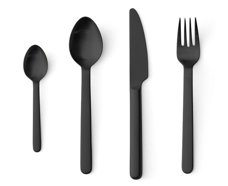 | ACCESSORIES | Menu New Norm Flatware by Norm Architects