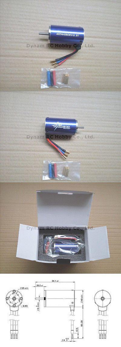 Electric Motors 100058: Tomcat 1:5 Car Brushless Motor 4-Pole 1050Kv 3.5T Tc-Car-4074-Kv1050 -> BUY IT NOW ONLY: $54.56 on eBay!