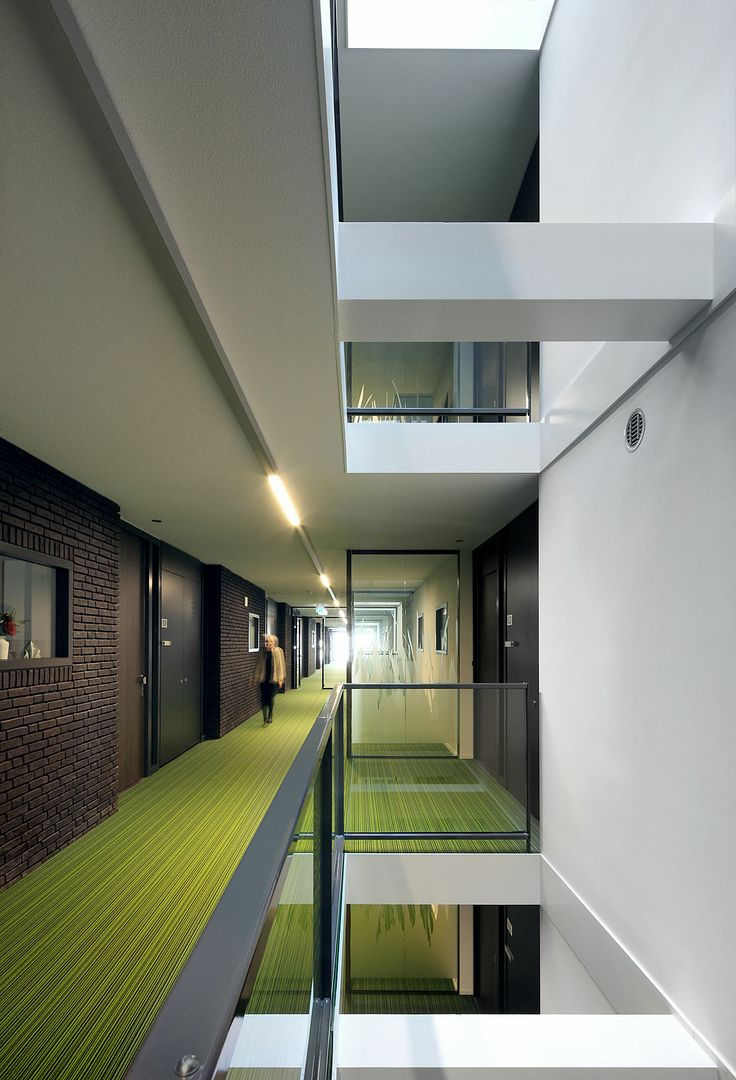 41 best images about corridor on pinterest - Corridor entrance ...