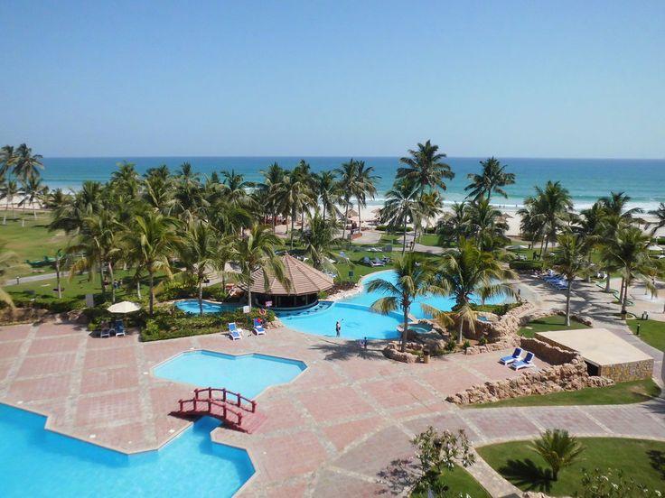 Crowne Plaza Resort Salalah im Oman ab 659,-€