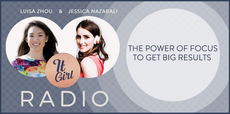 #17 Luisa Zhou – The Power of Focus to Get Big Results