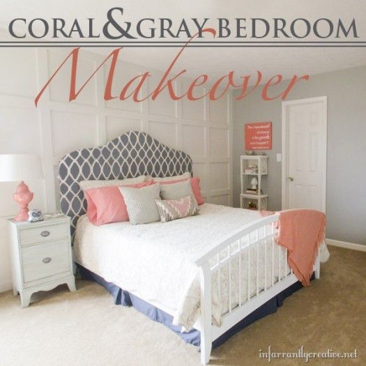 coral-and-gray-bedroom