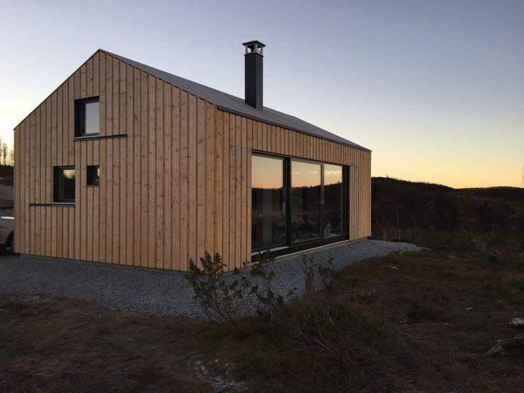 Cabin Eilevstølen Geilo. Architect: GOA Arkitektkontor.