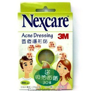These ship from Japan and are amazing.  Clean and dry your face, pierce the pimple with a sterilized needle.  Put on the patch and go to sleep.  The patch pulls out the nastiness and turns white in the morning.  No kidding, it works, it took a huge cystic pimple to nothing overnight.  You can order from Amazon or ebay.  They should sell them in the USA!