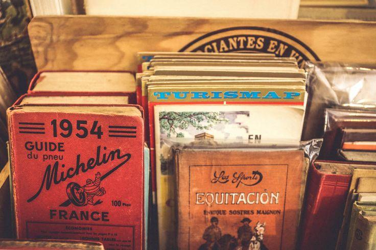 Santander Travel Bookstore Michelin Fashion Politan