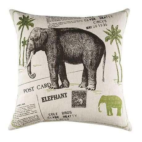 Barjah Cushion 45x45cm | Freedom Furniture and Homewares