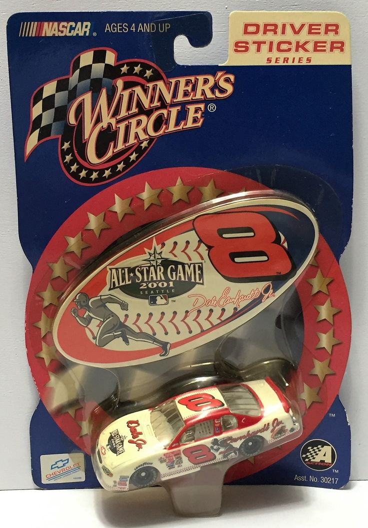 (TAS033984) - 2002 Winner's Circle All-Star Game Series Car - Dale Earnhardt Jr