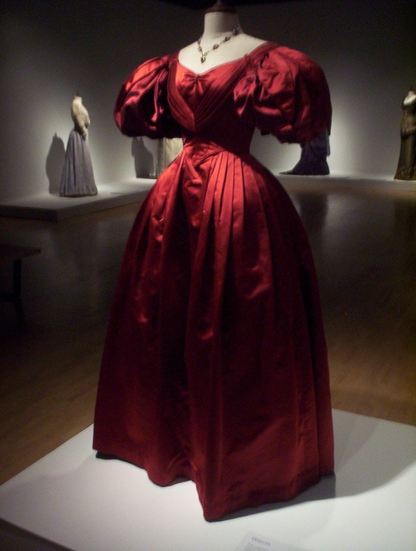 Gown From Eugene Onegin