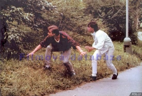 Kamarád do deště 1 (1988) - se Sagvanem Tofim