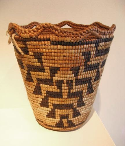 berry basket c 1900 klickitat basketry to all things native american in honor of my. Black Bedroom Furniture Sets. Home Design Ideas